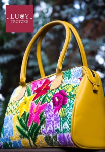 Lucy Trotzke bag. Hand-woven by Maya artisans!!